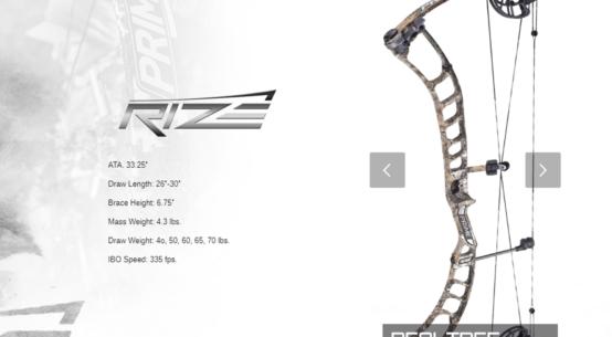 Rize Bow Archery Photo