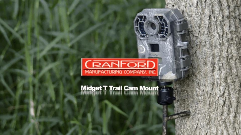Cranford Manufacturing TCam Trailcam Mount