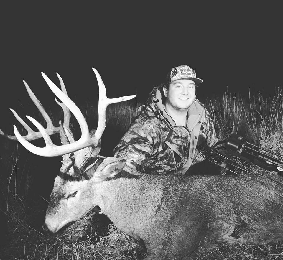 C&S Whitetails Kansas Buck