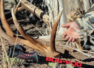Bog Q-Stik Monopod Hiking Stick