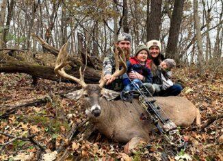 Iowa Archery Whitetail